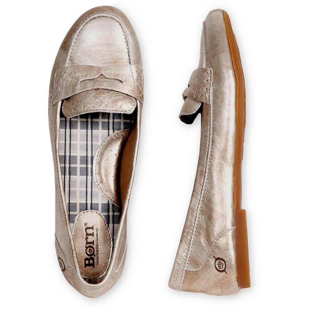 B rn Dorota Loafers - Well-made loafers you'll love for years to come, with B rn's signature hand-sewn Opanka construction for exceptional flexibility and comfort. Napa leather upper, Dri-Lex moisture-wicking footbed and rubber sole. Imported. - $59.99