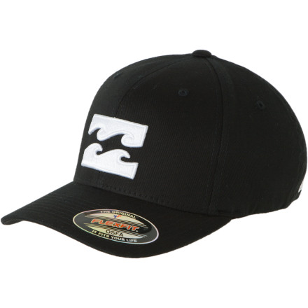 Ski If you're the head guard in the tower, you'll most likely wear the Billabong Pacific Flexfit Hat because it won't blow off your head as you cruise around on your jet ski or when you dive into the ocean from a speeding jet boat. - $17.47