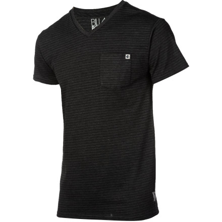 Surf Billabong Pin V-Neck T-Shirt - Short-Sleeve - Men's - $25.61