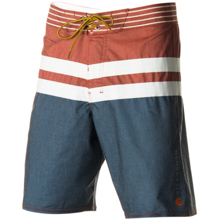 Surf Be ready for anything with the Billabong Sublimated Men's Board Short. It's equally at home in the water and chilling around town, so when that cute girl at the party that you've had your eye suggest you come with her for a late night swim, you don't hesitate to say 'yes.' - $53.51