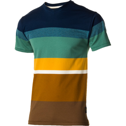 Surf Billabong Gravy V-Neck Shirt - Short-Sleeve - Men's - $31.46