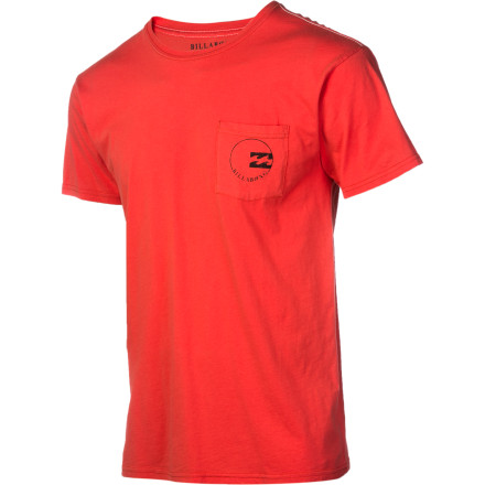 Surf Billabong Prevail Slim T-Shirt - Short-Sleeve - Men's - $19.92