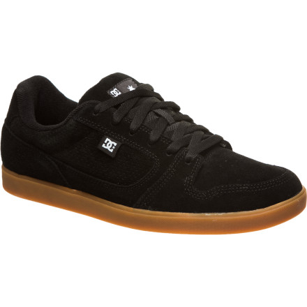 Skateboard The DC Landau Skate Shoe combines a shock-absorbing cupsole construction with a slim upper for a just-right mix of board feel and cush. - $48.00