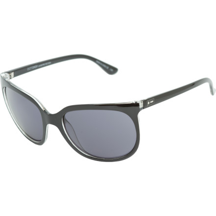 Entertainment Rule the slopes in true hot-dogger fashion with the Dot Dash Double Daffy Sunglasses. These thin-framed, shatter-resistant, and classically styled shades will look good and feel even better, while driving to the hill, on the hill, and hitting the hot tub afterward. - $19.76