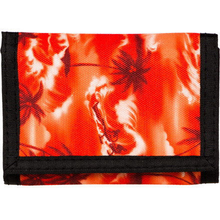 Entertainment Hurley HR 3 Tri-Fold Wallet - Men's - $12.56