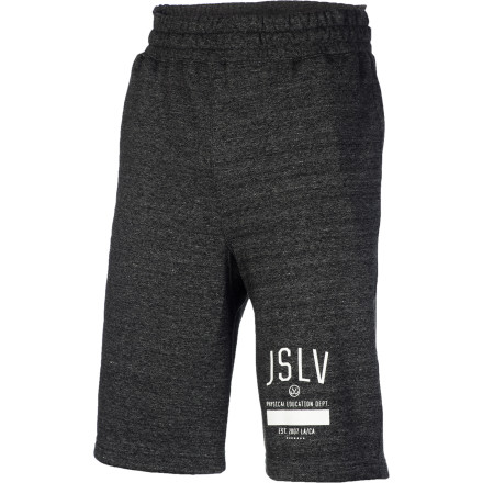 You tell yourself that you're going to start working out regularly as soon as you pick up the comfy JSLV Trainer Men's Short, but everyone knows as well as you do that you're just going to wear them while sitting on your couch during online gaming marathons. - $49.95