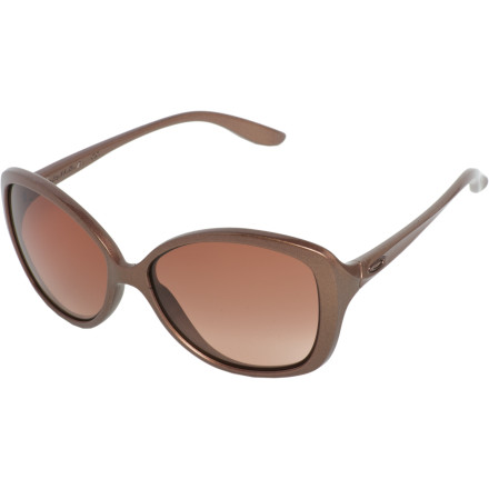 Entertainment Oakley made the Women's Sweet Spot Sunglasses to embody a free-spirited attitude, ideal for summer days that lead into endless nights. Graceful yet playful, the Sweet Spot shades are just as ready as you to go straight from a nap in the shade to some disc toss along the ocean front. - $82.50