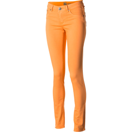 Entertainment Since you shrunk your dress and it's now more like a long shirt, pair it with the Rip Curl Women's Sticks Gelato Denim Pant. - $41.62