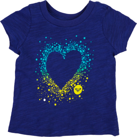 Surf Roxy Bubble Pop T-Shirt - Short-Sleeve - Infant Girls' - $14.00