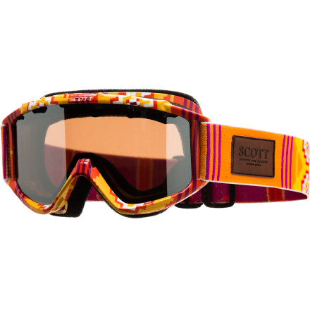 Ski Your skier or snowboarder spends a lot of time in the snow. The Scott Jr. Hookup Plus Goggle likes to spend a lot of time in the snow too. Its anti-fog lens and sleek design help ensure that your kid won't 'accidentally' leave it behind in the lodge or at home. - $38.47
