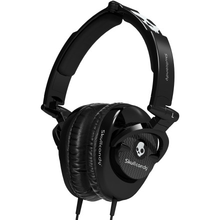 Entertainment The industry's first-ever headphones to feature built-in subwoofers, the Skullcandy Skullcrusher Headphones offer some serious low-end thump. - $59.99