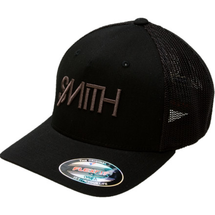 Your dentist says that plaque is a bad thing, but when you're busy driving your rig across the heartland, well, who has the time to bother packing along floss and a toothbrush No way, no how, no sir. All you need to make an impression on the local ladies is your Flexfit Smith Plaque Trucker Hat and a big, toothless grin. - $14.27