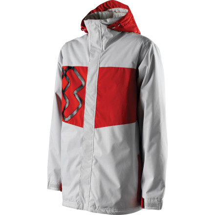 Snowboard With lines as clean and crisp as those you lay down through the park and pow, the Special Blend Mens Beacon Jacket lets your skills shine while mediocre riders rely on a flashy getup. - $80.98
