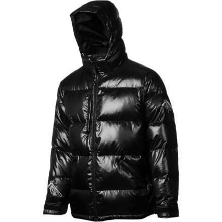 The Tomahawk Warbag Down Jacket is ready to do battle with bad winter weather.  From its waterproof breathable ripstop nylon fabric and down insulation to its stow-away storm skirt and mesh-lined, zippered vents, the Warbag will take down everything that Old Man Winter can throw at you. - $164.97