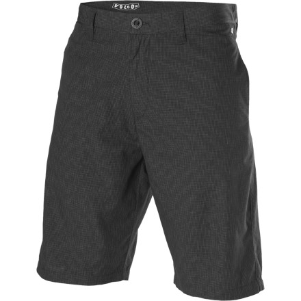 Surf It doesn't matter if you chose the hottest day of the year to hit up the amusement park because you wore the Volcom Frickin Lightweight Short. In the hour-long lines, your friends complain about how frickin hot it is, but you feel just fine. - $30.22