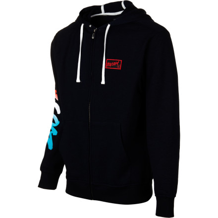 Surf Volcom Offshore Fleece Full-Zip Hoodie - Men's - $32.97