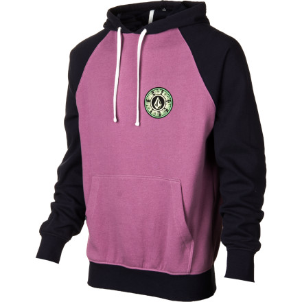 Surf Volcom Band Fleece Pullover Hoodie - Men's - $32.97