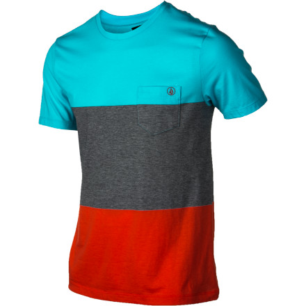 Surf Volcom Blakely Crew - Short-Sleeve - Men's - $23.67