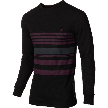 Surf Volcom Think Thermal Shirt - Long-Sleeve - Men's - $23.67