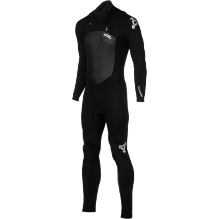 Surf With spring squalls come spring swells, so brave the wind and chilly current to ride epic waves with the help of the XCEL 3/2 Infiniti Men's Wetsuit. The Ultrastretch neoprene is super flexible to keep you warm without restricting movement, and a Thermocarbon lining retains body heat without adding bulk. - $299.95