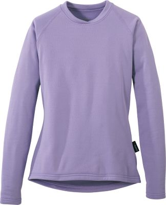 MTP is our best value base layer. The high-performance fabric wicks moisture away, which is the key to staying warm. Ideal for stop-and-go activities in cold temperatures. 100% polyester fleece on the inside traps heat. Flat jersey face. Imported. Sizes: S-2XL. Colors: Black, Violet. - $14.88