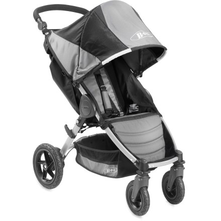 Fitness Great for everyday adventuring, the BOB Motion stroller offers plenty of versatility and child-carrying comfort in a classic stroller design. - $278.93