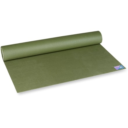 Fitness Great for traveling yogis and those who like close contact with the ground, the Jade Travel yoga mat is only 0.125-in. thick. - $59.95