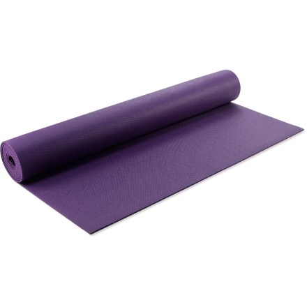Fitness Take your yoga practice on the road with the lightweight Jade Travel yoga mat. - $59.95
