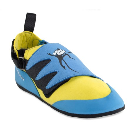 Climbing Introduce your kids to the sport of rock climbing with the comfortable Mad Rock Mad Monkey 2.0 rock shoes. - $19.93