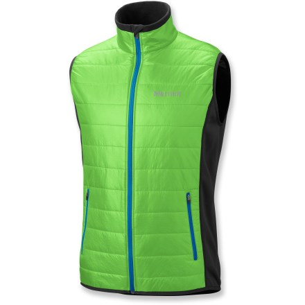 The Marmot Variant vest has admirable core values--it's weather resistant, warm and allows easy mobility. - $34.83