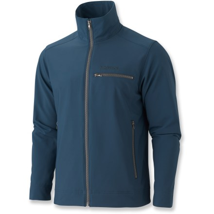 If the skies look a little dark but a rain jacket seems like too much, the Marmot Eastside jacket is just the thing to ward off the chill and protect you from blustery days. - $69.93