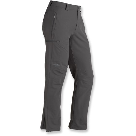 Camp and Hike Flexible, lightweight and weather-resistant, the Marmot Scree pants are an essential part of any adventure-ready wardrobe. - $76.93