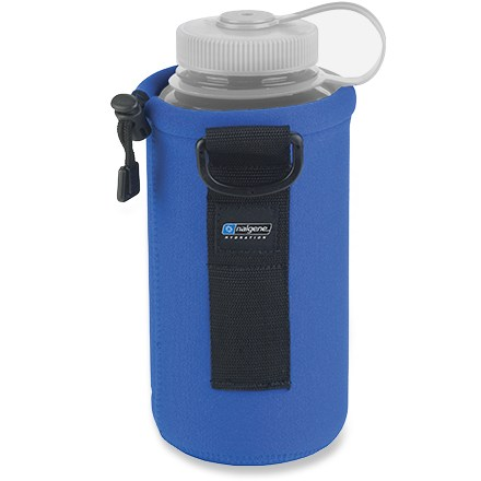 Camp and Hike Keep the liquid in your water bottle within easy reach and at the perfect sipping temperture with the Cool Stuff insulated sack. - $8.25