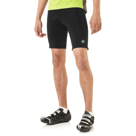 Fitness If your riding consists of tour de farms instead of Tour de France, let the Novara Metro Gel bike shorts deliver comfort for your day in the saddle. - $26.83