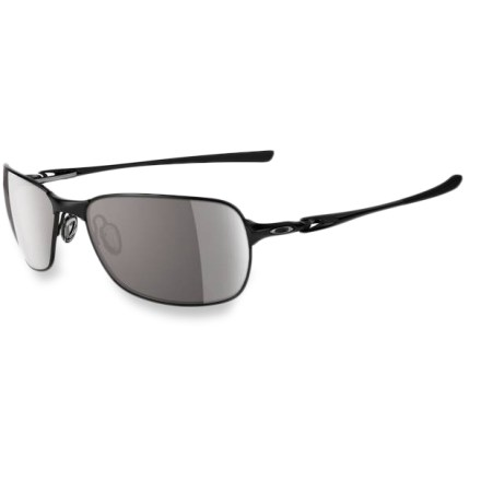 Entertainment Take in the world in the Oakley C Wire sunglasses--crafted from quality, durable materials and high-tech features to provide long-lasting comfort and 100% UV protection. - $150.00