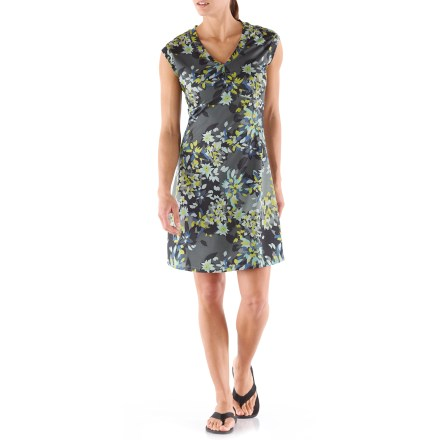 Entertainment With a flattering cut and great-fitting 4-way stretch, the REI Northway dress is perfect for traveling near and far. - $15.83