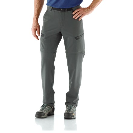 Camp and Hike Gear up for backpacking season with the REI Endeavor Convertible pants. They offer durability and performance with a classic fit to make all your adventures more enjoyable. - $53.83