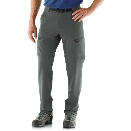 Camp and Hike Hit the trail with the REI Endeavor Convertible pants. They offer durability and performance with a classic fit to make long hikes more enjoyable. - $53.83