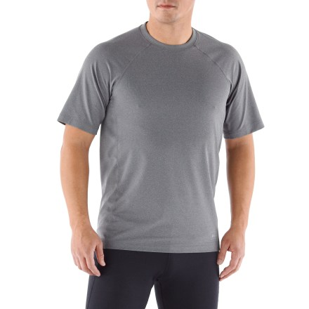 Fitness Versatile and comfortable, The REI Tech T-shirt is sure to be a favorite workout staple, whether you're heading out for a trail run, hitting the gym or getting back to seasonal training. - $11.83