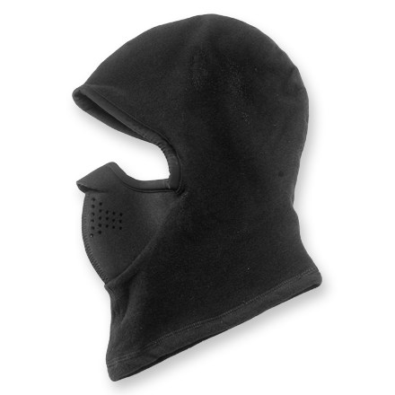 Snowboard This soft, warm balaclava offers maximum protection from stinging rain, snow and ice. - $26.95