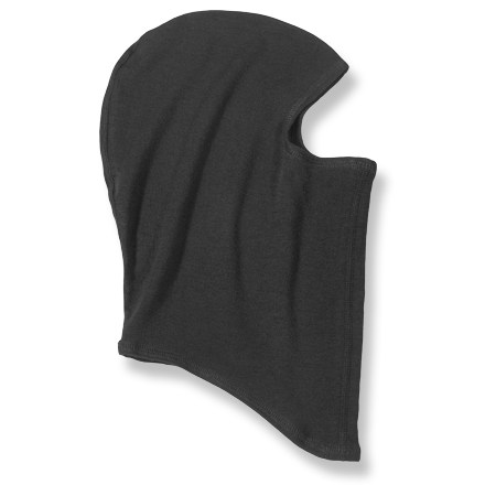 This ultra-thin balaclava fits easily under a helmet and is easy to pack along as a lightweight insulating layer. - $15.95