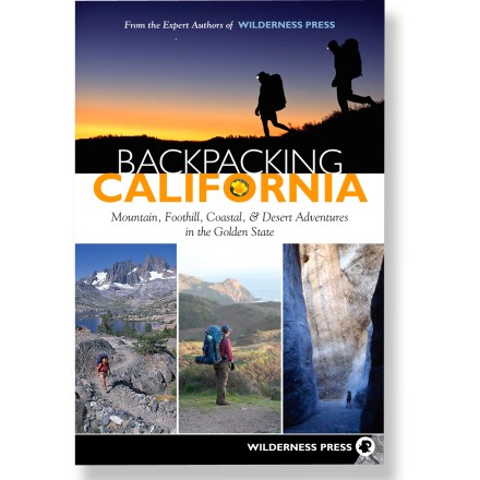Camp and Hike This fully updated guide is devoted solely to overnight excursions throughout the Golden State, from the Redwood forests to southern deserts. - $24.95