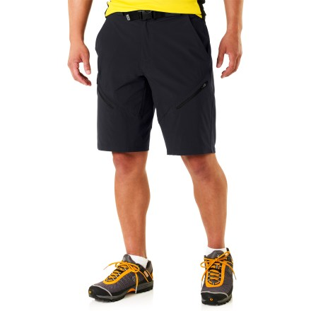 Fitness The Zoic Black Market bike shorts are packed with features at a price that will amaze you. Shorts are ideal for weekend assaults on the trail or zipping around the neighborhood. - $36.83