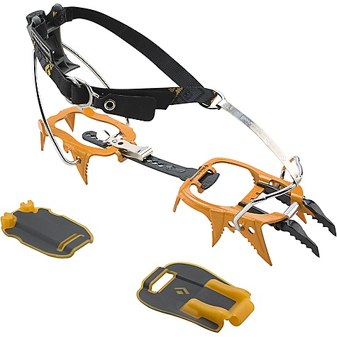 Climbing Black Diamond ABS - Cyborg Antibot The SPECS Weight: per pair: 3.9 oz / 110 g ALL CLIMBING SALES ARE FINAL. - $29.95