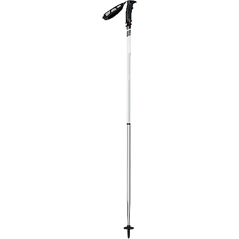 Camp and Hike Free Shipping. MSR SureLock TR-2 Trekking Pole DECENT FEATURES of the MSR SureLock TR-2 Trekking Pole SureLock Adjustment system Positive-locking mechanism to prevent slipping in a variety of weather conditions Dual-density grip works with a broad range of hand sizes Features catch for raising heel lifts on snowshoes and AT bindings Glove-friendly, two-finger trigger release Allows for one-handed collapse and the adjustment of the pole's length based on your needs Top-centered swing helps you keep an efficient stride over long distances Includes snow and trekking baskets per your needs The SPECS Usable Range: (regular) 115 - 140 cm, (compact) 105 - 130 cm Collapsed Length: (regular) 78 cm, (compact) 73 cm Shaft: 7000-series aluminum Locking Mechanism: SureLock Included Baskets: yes Weight: (regular) 23 oz, (compact) 21.7 oz Recommended Use: Trekking This product can only be shipped within the United States. Please don't hate us. - $139.95