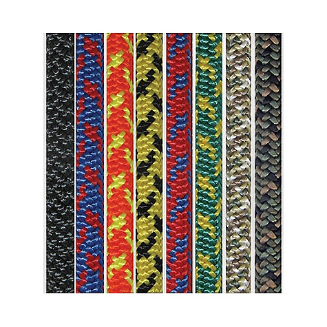 Climbing Features of the Sterling Rope 6mm Accessory Cord Durable sheath and High MBS Great for prusik cords, cordelettes, ice threads, lightweight low-stretch fixing and hauling in. tagin. lines. Can also be used in non-life safety applications such as dog leashes, towlines, or even as decorative trim and cover. - $64.65