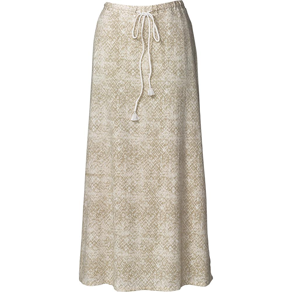 Eddie Bauer Long Gauze Skirt - Our flowing cotton skirt features a slightly flared hem and a drawstring waist for an adjustable fit. Imported. - $19.99