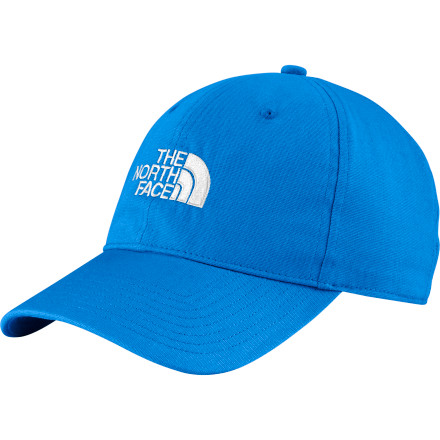 Sports Mother Nature throws some quality playtime at you in the great outdoors, so do her a favor with The North Face Organic Cotton Logo Hat. Show your enthusiasm for both quality gear and keeping a clean eco-conscience before setting out on your next adventure. - $16.47
