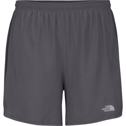 Fitness Transition from summer to fall with the The North Face Better Than Naked Cool Split Short. - $44.95