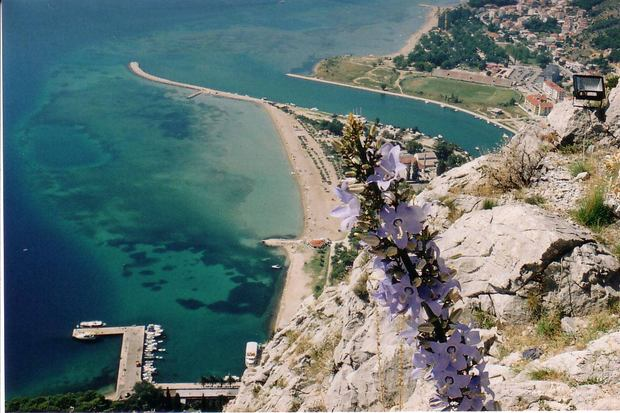 Climbing Omis, Croatia... I Love it!